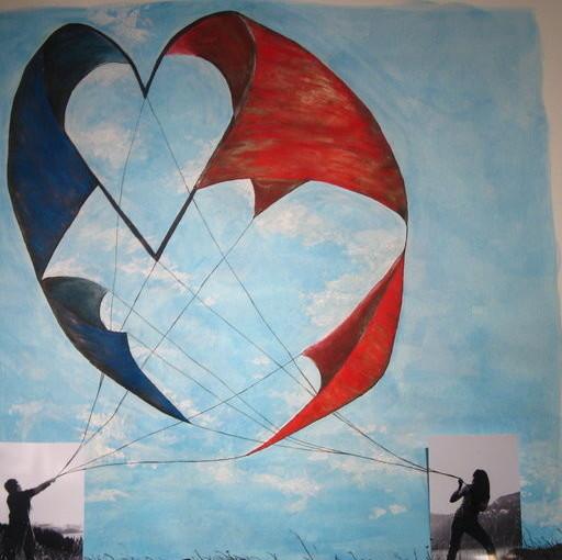 tangled kites